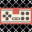 Game Joystick Button Icon