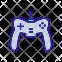 Gaming Joystick Game Icon