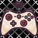 Vr Gaming Joystick Gamepad Icon