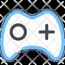 Joystick Console Control Icon