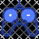 Controller Gamepad Joystick Icon