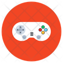 Game Controller Joystick Volume Pad Icon