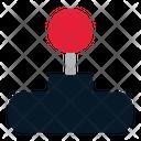 Joystick Controller Device Icon