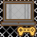Joystick Notebook Game Icon