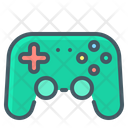 Joystick Controller Gaming Icon