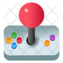 Control Stick Joystick Lever Controller Icon