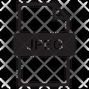 Jpeg Document File Icon