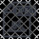 Jpeg File Icon