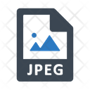 Jpeg file Icon