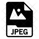 Jpeg File Format Icon