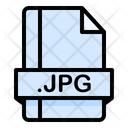 Jpg File File Extension Icon