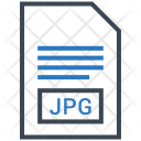 Jpg Document File Icon