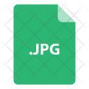 Jpg File Format Icon
