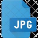 Jpg File Photo Icon