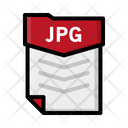 File Jpg Document Icon