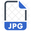 Jpg Document File Icon