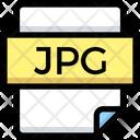Jpg File Jpg Document Jpg Icon