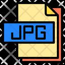 Jpg File File Type Icon