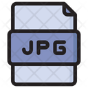 Jpg File File Jpg Icon