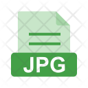 Jpg File Extension Icon