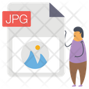 Jpg File File Format Extension File Icon