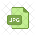 Jpg Photo File Icon