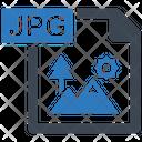 Image Photo Jpg Icon