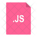 Js File Format Icon