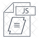 Js Js Development Icon