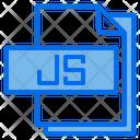 Js File File Type Icon