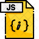 Js File Js File Format Icon
