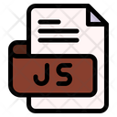 Js File Type File Format Icon