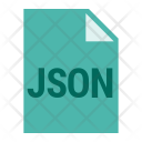 Json File Extension Icon