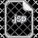 Jsp Code File Icon