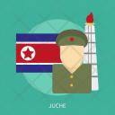 Juche Day Celebrations Icon