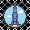 Juche Tower Icon
