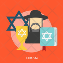 Judaism Day Celebrations Icon