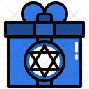 Judaism Gift Icon