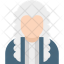 Judge Justice Lawyer Icon