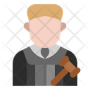 Judge Job Avatar Icon
