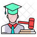 Justice Court Employee Icon