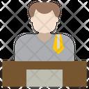 Judge Law Justice Icon
