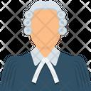 Judge Justice Law Icon