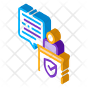 Law Justice Judge Icon
