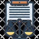Legislation Law Making Act Icon