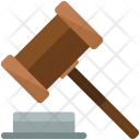 Deal Judgement Law Icon
