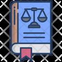 Judgement Book Law Book Justice Book Icon