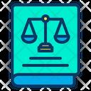 Judgement Book Icon