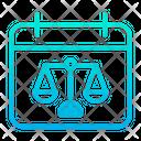 Judgement Date Icon