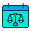 Date Judgement Decision Date Icon